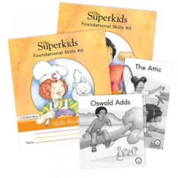 Superkids Foundational Skills Kit