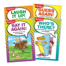 Highlights Joke Books
